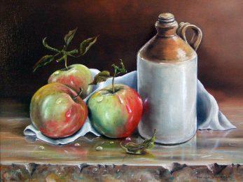 Apples, Cloth & Cider