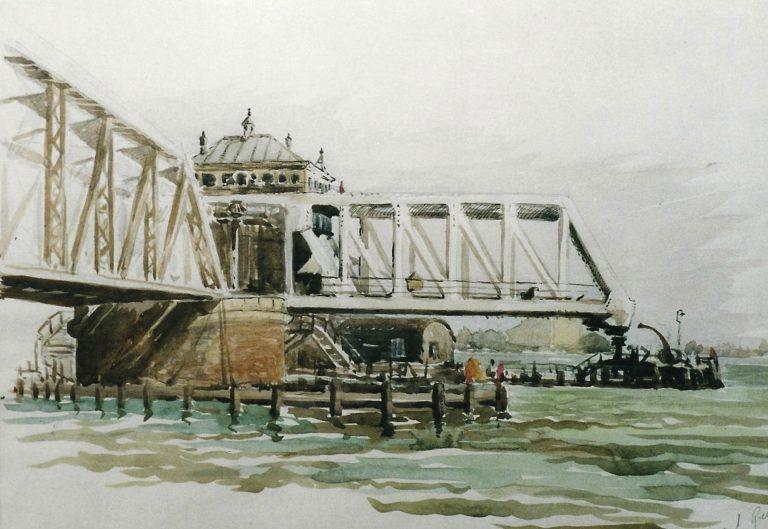 Breydon Swing Bridge