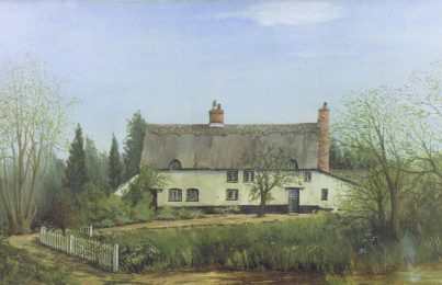 Cottage at Howe