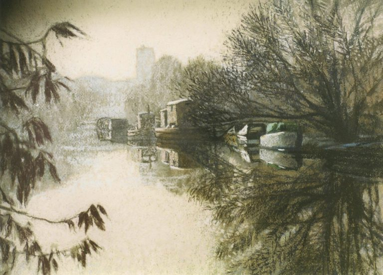 The Waveney, Beccles