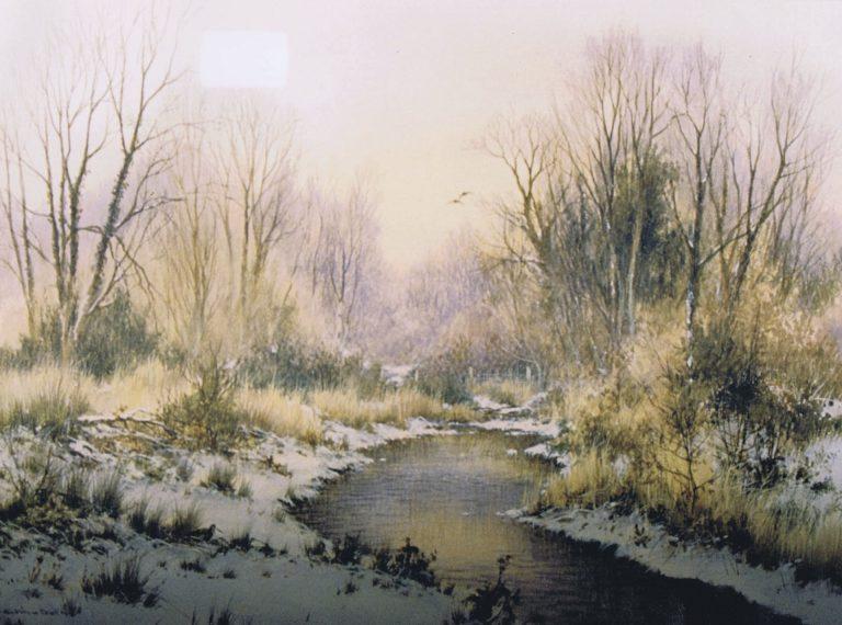 Winter Ranworth